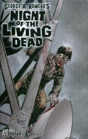 Night Of The Living Dead Annual #1 Avatar comic book